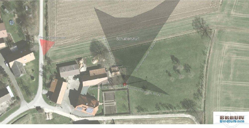 Schattenwurf-Antaris-Mast