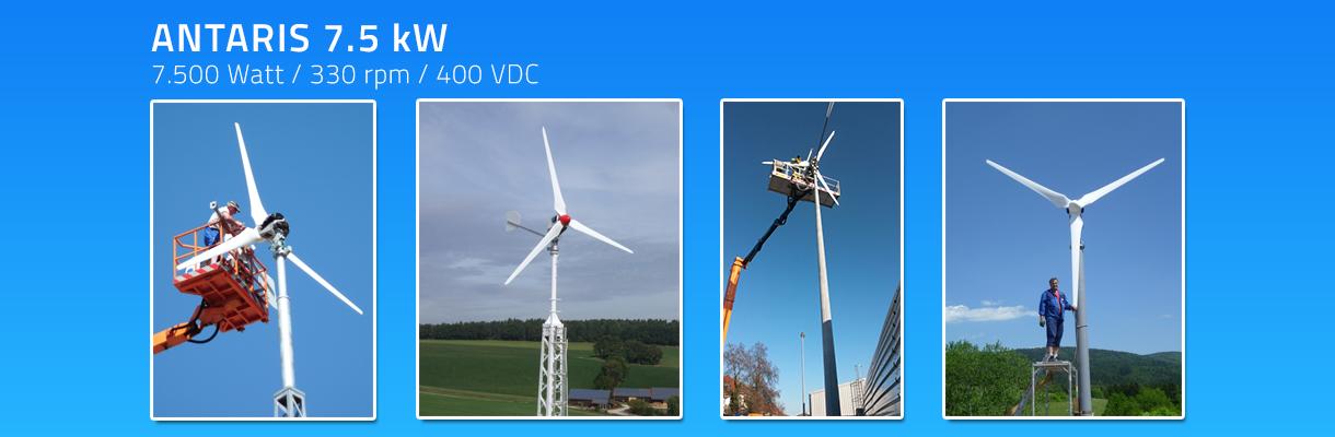 Braun windtechnik