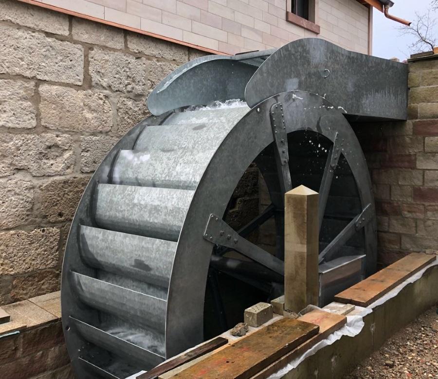 Gallery Bhkw Wasserrad Braun Windturbinen Gmbh