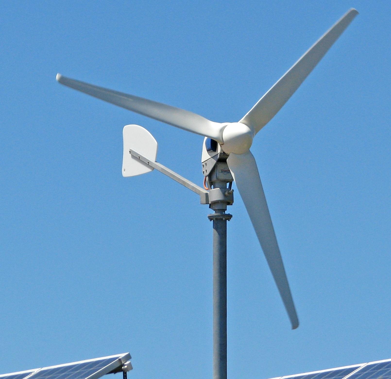 ANTARIS 3.5 kW   BRAUN Windturbinen GmbH   Small Windturbines